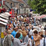 Archieffoto: Markt in Dorpsstraat, ZomerFeest Barendrecht 2016