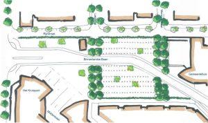 Herinrichting van gemeentehuisplein, informatieavond op woensdag 19 april