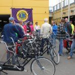 20 mei: 4e Lions Fietstocht 2017 voor Present Barendrecht