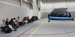 Virtuele reis door zonnestelsel voor leerlingen Focus Beroepsacademie