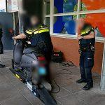 Rollerbank controle Middeldijkerplein: 6 bekeuringen tijdens 22 controles