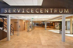 Servicecentrum gemeentehuis Barendrecht