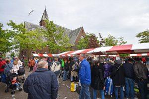 Archieffoto: BethelBazar 2016 bij de Bethelkerk, Barendrecht