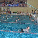 Zwem4Daagse 2014 in het Inge de Bruijn Zwembad, Barendrecht