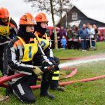 Archieffoto: Jeugdbrandweer Barendrecht