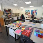 Werkplaats kunstenaars Humanitas KunstExpress