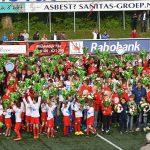 Kampioensteams BVV Barendrecht in het zonnetje gezet tijdens kampioenenparade 2016/2017