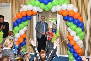 Feestelijke officiële opening van MFA Kruidentuin
