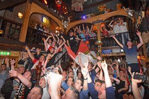 Barendrecht viert kampioensfeest Feyenoord 2017