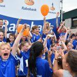 Scholenkampioenschappen hardlopen 2017 op Sportpark de Bongerd