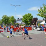 Geslaagd eerste KNVB straatvoetbaltoernooi in Barendrecht