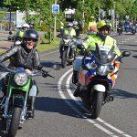 169 motoren en 202 deelnemers Hemelvaart Motorrit 2017 terug in Barendrecht