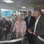 Wethouder opent tentoonstelling in Borgstede van Barendrechtse kunstenaar