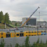 DB Schenker moet ProRail betalen voor schade treinongeluk Barendrecht 2009