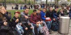 56 leerlingen Dalton Lyceum op VTO-Reis: London was great!
