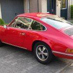 Porsche 911 van oprit gestolen aan de Cantatelaan