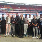 Jongeren organiseren opening van Cruyff Court op Campus Lagewei