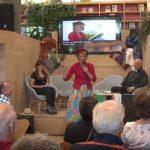Terugkijken en luisteren: Cultureel Café in Het Kruispunt