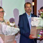 Sportvrijwilligers Rowan Huijgen en Leon van der Wilk ontvangen Barendrechtse Pluim