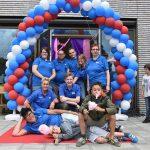 Lunchroom Tuinhuis officieel geopend in MFA Kruidentuin