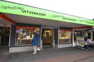 """Opheffingsuitverkoop bij """"JEWLZ by Ettema"""" op de Middenbaan"""