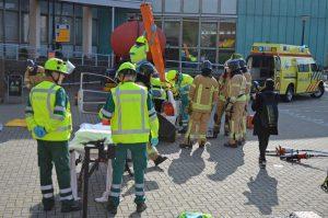 Zaterdag 17 juni: Veiligheidsdag op het gemeentehuisplein in Barendrecht