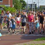 Routes: Ruim 2400 deelnemers maandag van start bij Avondvierdaagse Barendrecht