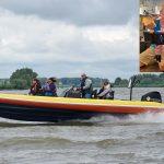 Kinderen met zeldzame ziekte varen op 17 juni mee op razendsnelle RIB boten