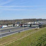 Viaducten over A15 bij Vrijenburg (Vrijenburgweg)