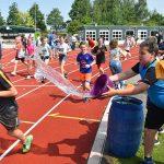 Dalton leerlingen houden sponsorloop voor Roparun teams
