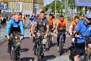 Eerste Roparunteams door Barendrecht, 300+ teams volgen nog