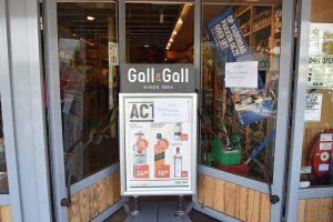 Gall & Gall 't Vlak blijft voorlopig ook gesloten na brand bij Domino's