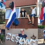 Foto's: Felicitaties voor de geslaagden in Barendrecht