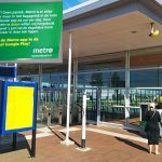 Geen gratis krantjes meer op station Barendrecht