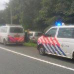 Winkeldief na korte achtervolging aangehouden bij oprit A29