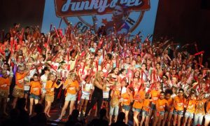 'FunkyFeet goes Dutch' met DJ Creeps