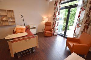 Kamer in Hospice de Reiziger