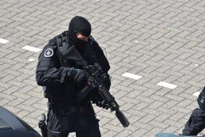 Arrestatieteam DSI