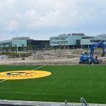 Samenwerkingsovereenkomst Cruyff Court: Gevarieerd programma op en rondom het veld