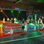 Archieffoto: Kinderen tijdens de Grote Gymshow 2017 van Gymnastiekvereniging Barendrecht
