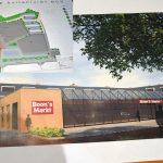 Nieuwe uitbreidingsplannen MCD Marijkesingel, bevoorrading toch weer via voorzijde supermarkt