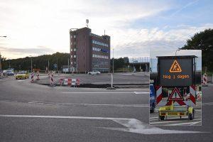 Let op: Komende weken ernstige verkeershinder bij rotonde 1e Barendrechtseweg