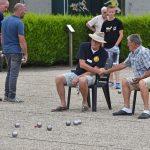 Open Doublet Toernooi bij Jeu de Boules vereniging Vitesse