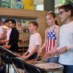 Slagwerk Harmonievereniging Barendrecht in Het Kruispunt