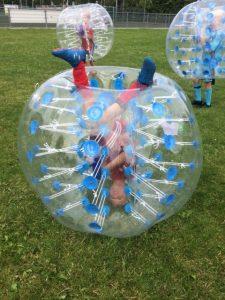 48 kinderen doen mee aan Voetbalkamp 2017 in Barendrecht