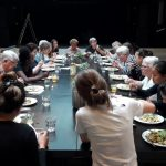 Kitchen Skilzz jongeren koken in BLOK0180 voor eenzame senioren