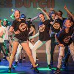Start dansseizoen FunkyFeet 2016-2017