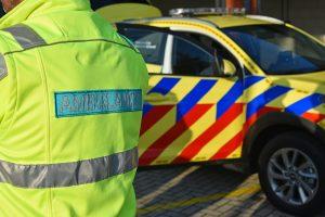 Archieffoto ambulance