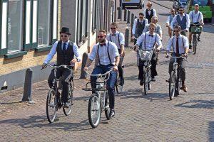 Zaterdag 26 augustus: 5e editie van Gentlemen's Ride Barendrecht