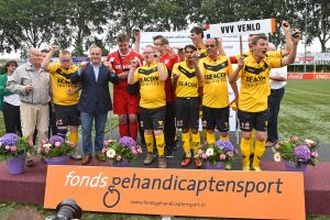 FOTO'S: G-Voetbaltoernooi 2017 op Sportpark de Bongerd
